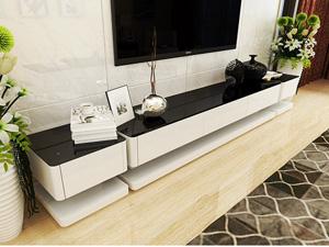 Kệ gỗ decor tivi hiện đại HA-03