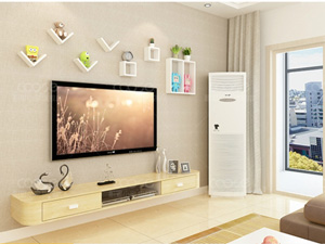 Bộ kệ gỗ decor trang trí tivi TV-39