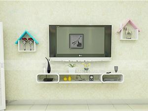 Bộ kệ gỗ decor trang trí tivi TV-41