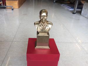 Tượng đồng Đại tướng Võ Nguyên Giáp cao 15cm - Q0320
