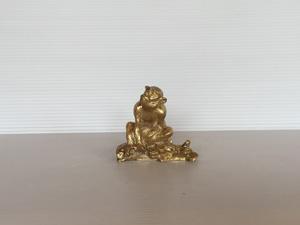 Tượng đồng Con Khỉ 8cm - Q0680