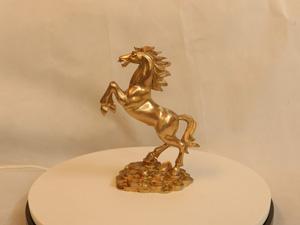 Tượng đồng con Ngựa 20cm - Q0154