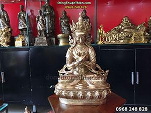 Tượng Phật Kim Cang Tát Đỏa 35cm
